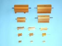 AH 黄金铝壳功率电阻