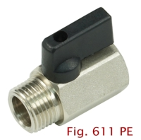 1-PC Brass Ball Valve