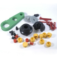 Custom-Molded parts