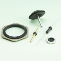 Metal-Bonded Rubber Components