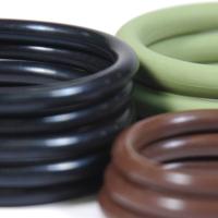 VITON 黑色/咖啡色/綠色 O 型環
