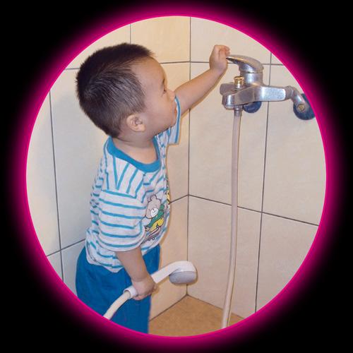 Child-safety equipment