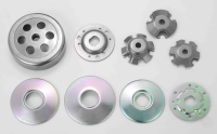 Motorcycle clutch parts