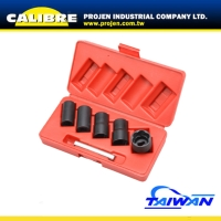 "CALIBRE 6PC 1/2"" Dr Twist Socket Set"