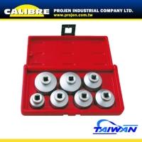 CALIBRE 7pc 3/8 Dr Oil Filter Socket