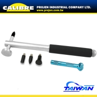 CALIBRE Blending Hammer and Tap Down Tool Set