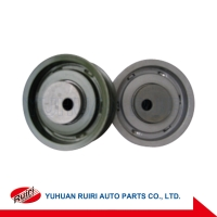 Tensioner pulleys