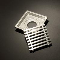 Floor drain with latticed grate (90mm*90mm)
