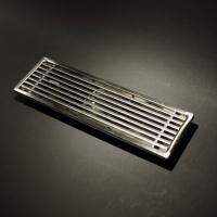 Floor drain with latticed grate (300mm*90mm)