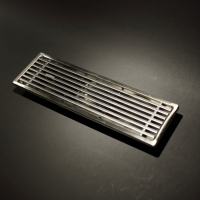 Floor drain with latticed grate (300mm*90mm)