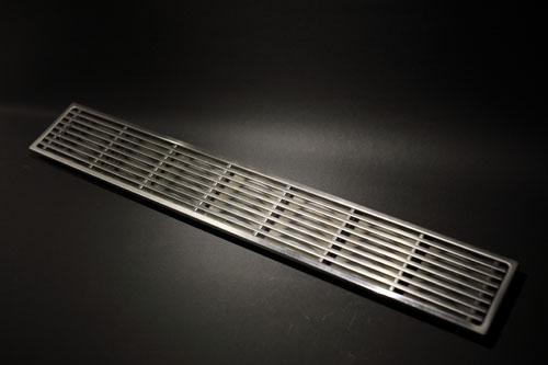 Floor drain with latticed grate (800mm*90mm)