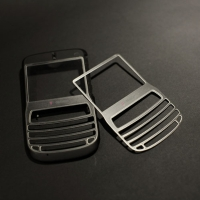 Stainless-steel cellphone decorative panels