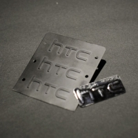 OEM metallic nameplates