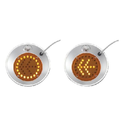 """8.5"""" LED圓鏡"""