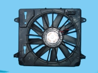 Cens.com JP WRANGLER `07-`11  SGL FAN ASSY W/resistor WHOLE CENTURY INDUSTRIAL CO., LTD.