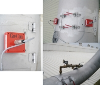 Grecon Spark Detection and Extinguishment Systems