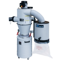 Portable Dust Cyclone with Manual Clean Canister System