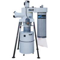 Two Stage Dust Cyclone (with Auto Canister Cleaning System)