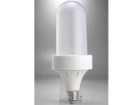 E27 19W LED白光长形球泡灯