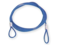 Steel tool lanyards