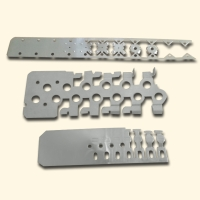 Stamped &  continually stamped hardware