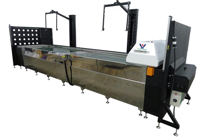 單片式自動立體水轉印機