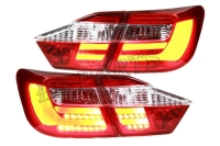 12-13 TY Camry Tail Lights Lamp LED LIGHT BAR TYPE
