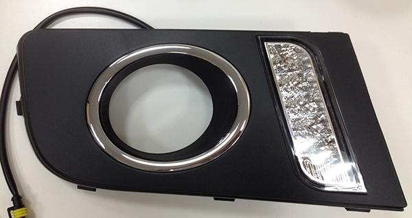 11-12 VW Amarok Car Auto LED DRL Daytime Running Light Lamps(E-MARK PASSED)