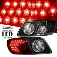 03-06 Mazda3 5D LED 改裝燈系 尾燈 後燈