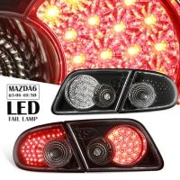 03-06 Mazda6 4D / 5D LED Taillights Lamps