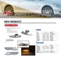 LEXUS IS250 IS350 GS350 GS430 TOYOTA CAMRY Side Marker Light Lamp