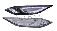 11-14 Porsche Cayenne LED Side Marker Light Lamps