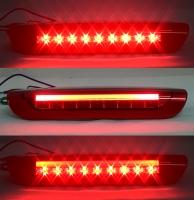 11-14 Nissan Juke 第三剎車燈LED光條時尚版 (紅)