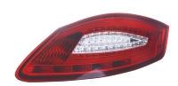 05-09 Porsche 987 Boxter Cayman LED Taillights Lamp RED