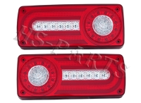 1986-ON BENZ G55 LED Tail Lights Lamp