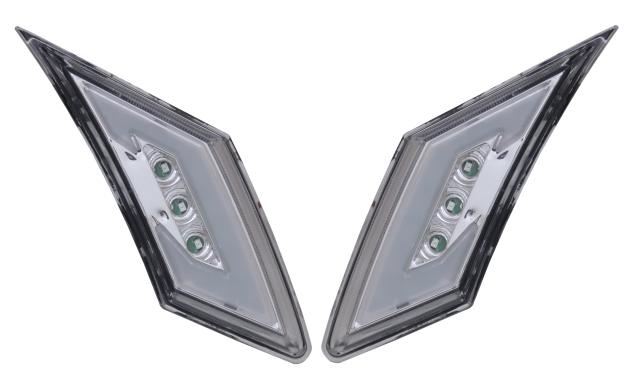 TOYOTA GT86/SCION FR-S/SUBARU BRZ 2012-2016 LED DRL Side Repeater Marker Light Lamp