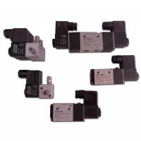 Cens.com 3-port Solenoid Valve QIANG JING ENTERPRISE CO., LTD.