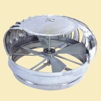 Stainless Steel Globe Vent Internal Structure