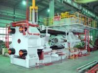2500 吨铝挤型机