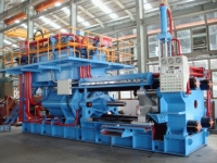 Cens.com 1500 US Ton extrusion press for aluminum alloy KUNG-IH MACHINERY INDUSTRIES CO., LTD.