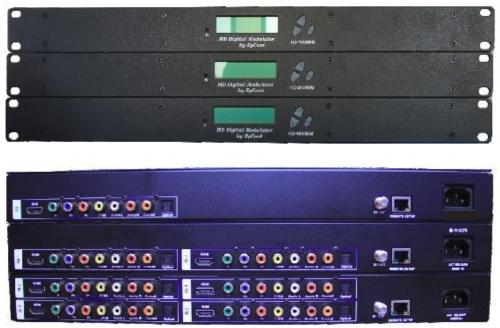 HD QAM/COFDM Digital Encodulator
