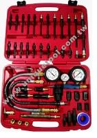 汽柴油引擎的壓縮機和氣缸漏氣測試組