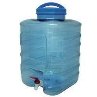 4-gallon PC water bottle