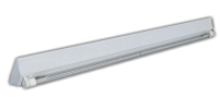 4FT Mountain Type Ceiling Fixture T8 Tube 24Wx1