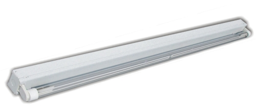Square Type Ceiling Fixture T8 Tube 24Wx1