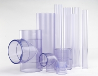 CLEAR PVC FITTINGS