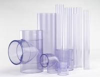 CLEAR PVC 透明管件