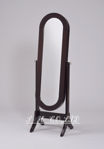 Dressing Mirrors with Jewelry Chests