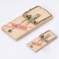 木製 捕鼠器