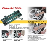 CAR REPAIR TOOL - Nut Cranker Set